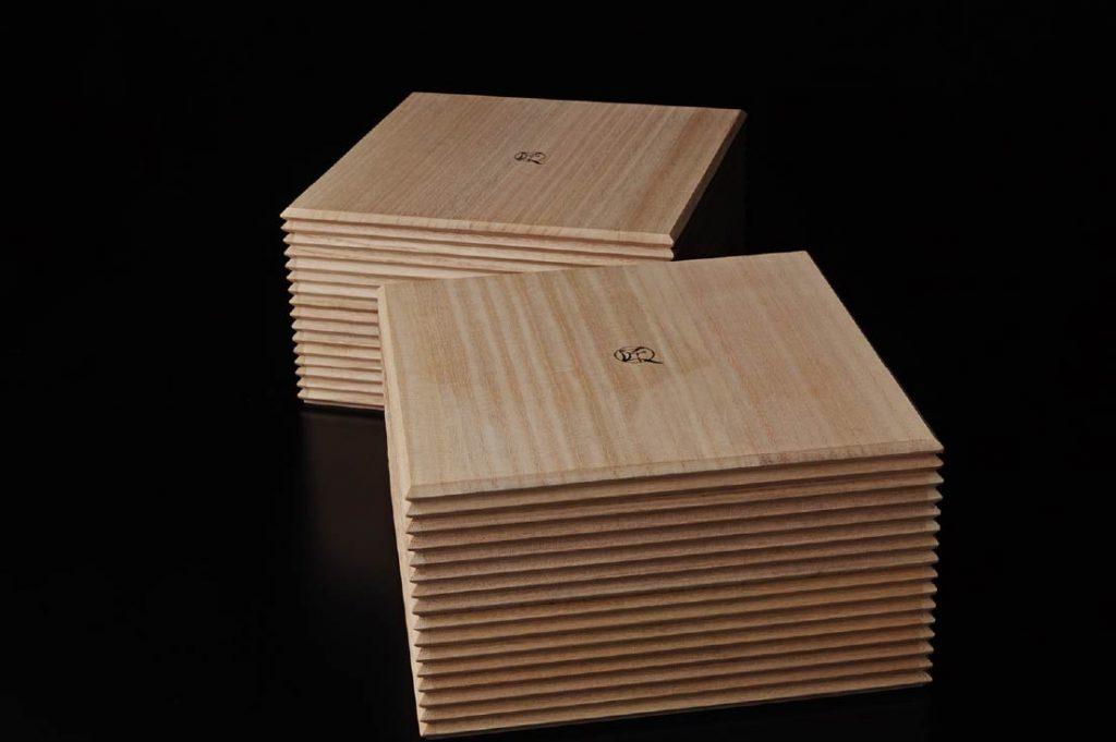Package box (box of paulownia wood)