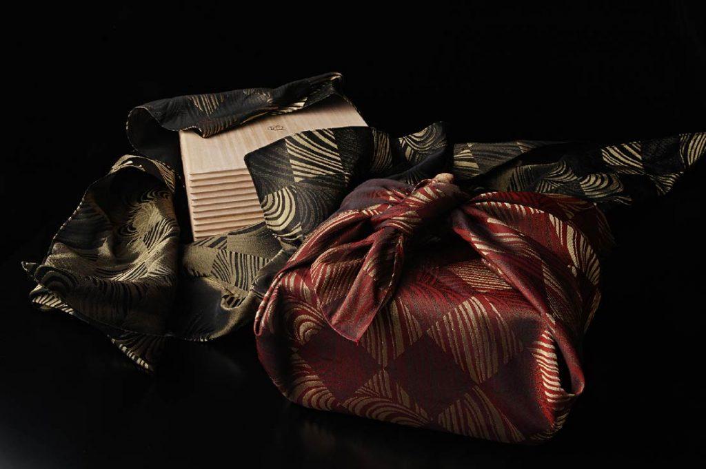 Package Furoshiki (Pure silk)